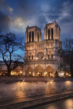 My absolute favorite part of Paris was visiting this cathedral. I have a weakness for old architecture and stained glass windows. Beautiful Architecture, Beautiful Buildings, Beautiful Places, Tour Eiffel, Paris Travel, France Travel, Places To Travel, Places To See, Belle France