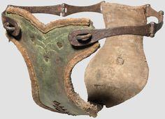 Chastity belt, Germany, 17th / 18th century.