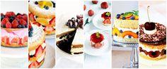 Fraisier recipe from cherryteacakes.com