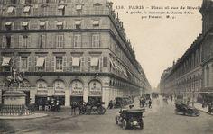 Hôtel Regina (Inauguré en 1900 pour l'exposition universelle)