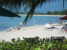 Serenity Beach on Disney's Castaway Cay