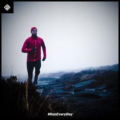 Rain, sleet, snow. Go again. #RunEveryDay
