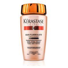 Kerastase - Shampoo Sem Sulfato Discipline Bain Fluidealiste Smooth-In-Motion (Cabelos Indisciplinados, Over-Processed Hair) | Strawberrynet Brasil