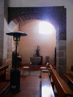 Iglesia de Santiago Apóstol. Capilla del lado de la epístola