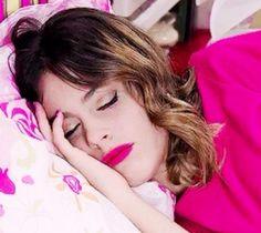 durmiendo <3