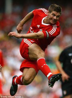 Steven Gerrard  Midfielder
