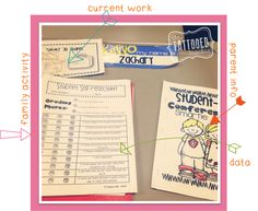 It makes me so happy to see teachers using Student Led conferences, which transformed my teaching! :)