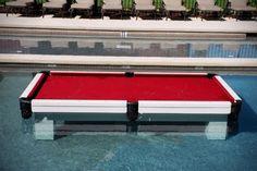 Table de billard waterproof