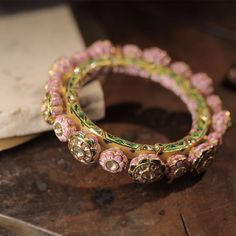 Pretty Lotus Details !! #jewellery #latest #indian #traditional #bridal #indianbride #indianweddings #shaadisaga