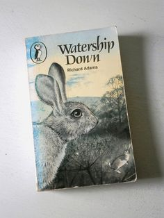 # 1 New York Times Bestseller (Fiction) on May 1974 for 11 weeks Watership Down by: Richard Adams my most loved book when I was at school 1970s Childhood, Childhood Memories, Vintage Stuff, Vintage Books, Children's Books, Books To Read, Watership Down, British Things, Ladybird Books