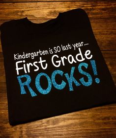 Hey, I found this really awesome Etsy listing at https://www.etsy.com/listing/387310004/preschool-kindergarten-first-grade-is-so