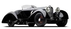 """Mercedes-Benz """"Count Trossi"""" (1930), owned by Ralph Lauren"""