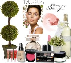 """""""Simple Taurus Beauty"""" by lillibunneh ❤ liked on Polyvore"""