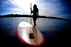 Paddle Boarding Speaker - Splash Paddle Tunes (Bluetooth Waterproof Floating…