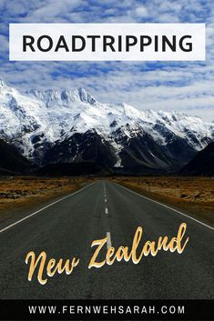 Have you ever thought about doing a roadtrip in New Zealand? This for sure is an awesome way to travel this country. This guide will explain you everything you need to know about how to make this an unforgettable experience! #roadtrip #newzealand #camp