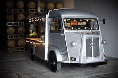 Union Wine Co. wine tasting truck