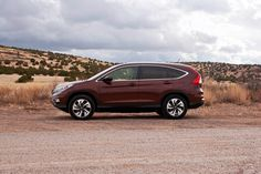 Grey skies won't keep the Honda CR-V indoors. There are so many scenic views to take in. Enjoy doing so with an SUV that will keep up with you.