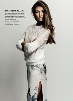 lorena rae  represented by Wilhelmina International Inc.