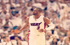 NBA Rumors: Miami Heat Offers Dwayne Wade $40M, Two-Year Deal, Is It Enough to Make Him Stay? - http://www.hofmag.com/nba-rumors-miami-heat-offers-dwayne-wade-40m-two-year-deal-enough-make-stay/166356