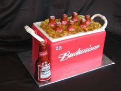 Beer cooler cake recipe