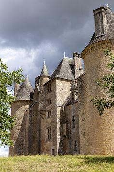 Château de Montal ~ St.Jean-Lespinasse ~ Midi Pyrenees ~ France