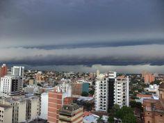 Nubes sobre Asunción... ✿⊱╮Mirtha Aguilera