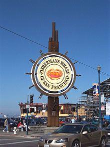 Fisherman's Wharf- San Francisco CA