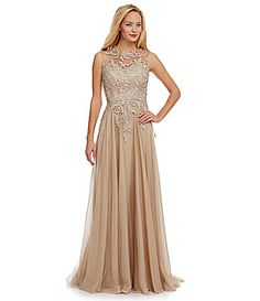 Gold, Taupe, and Neutral Mother of the Bride Dresses   Dress for the Wedding