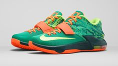 buy popular 0cad2 415a3 Nike KD 7 Weatherman   Sole Collector Kd Shoes, Sock Shoes, Nike Free Shoes