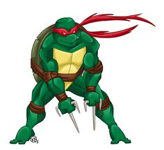Raphael is Cool but Crude by Shellsweet.deviantart.com on @DeviantArt