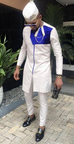 African men s clothing African fashion wedding suit dashiki African men s shirt African clothing African Wear Styles For Men, African Shirts For Men, African Dresses Men, African Attire For Men, African Clothing For Men, Latest African Fashion Dresses, Ankara Fashion, Traditional African Clothing, African Style