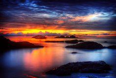 Redang Sunrise by Orange Bread, via Flickr