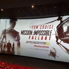 #missionimpossiblefallout est vraiment spectaculaire mais l'histoire et les motivations des adversaires restent les gros points faibles du film.