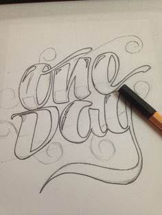 Work Source by Cool Art Drawings, Calligraphy Design, Graffiti Lettering Fonts, Writing Art, Graffiti Lettering Alphabet, Lettering Alphabet, Lettering Design, Graffiti Lettering, Hand Lettering Art