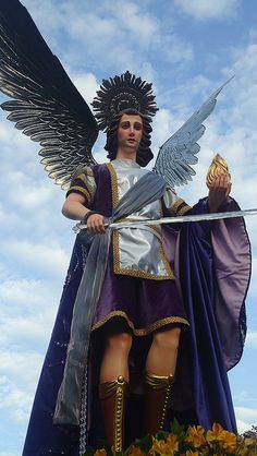 Uriel the Archangel Catholic Archangels, Angel Band, Arch Angels, Special Prayers, I Believe In Angels, My Guardian Angel, Angel Pictures, Angels Among Us, Jesus Is Lord