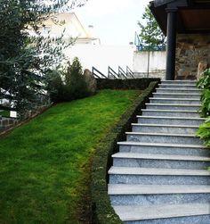 Unsere Granit Treppen bieten Ihnen individuellen Formen und Farben. #Granit #Treppen  http://www.treppen-deutschland.com/granit-treppen-moderne-granit-treppen