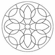 como hacer mandalas paso a paso - Mandala Doodle, Zen Doodle, Mandala Art, Mandala Design, Mandala Pattern, Zentangle Patterns, Quilt Patterns, Zentangles, Mandala Coloring Pages