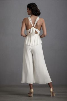The Biggest Wedding Trend for 2014 – The Jumpsuit