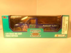 NEW NASCAR Brickyard 400 Racing Champions 1995 Pace Truck 1:24 In Plastic Wrap