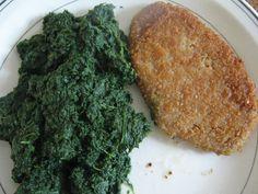 veggie(s) voor kabouters: Lekkers uit de zee - hidden seaweed in spinach