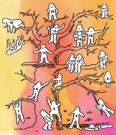 Scegli una persona da questo albero e scopri il tuo stato emotivo - Psicoadvisor