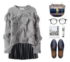 N°234 by yellowgrapes on Polyvore featuring polyvore moda style J.Crew FitFlop Chloé Dita Diptyque fashion clothing