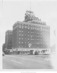 DETROITS LA SALLE HOTEL. NOW REMOVED Detroit Hotels, Empire State Building, City, Travel, Viajes, Cities, Trips, Tourism, Traveling