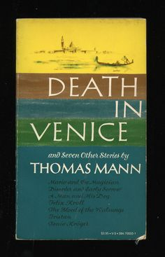 DEATH IN VENICE V3, Mann, Thomas