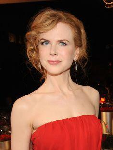 Nicole Kidman 2010 Prom Hairstyles