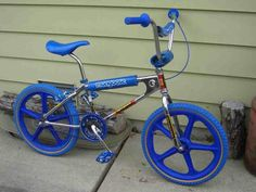 Mongoose 'supergoose' bmx 1982