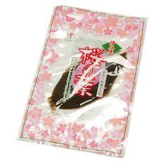 Feuilles salées de cerisier Sakura en fleurs