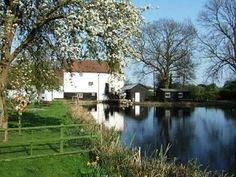 Pakenham Water Mill, Bury St Edmunds