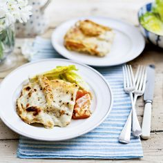 A delicious, meat-free lasagne recipe � if cooking for strict vegetarians, replace the Parmesan with a suitable veggie alternative, such as a mature Cheddar