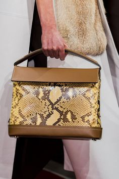 Pin for Later: You'll Want to Wear These Bags Right Off the Runway Marni Fall…